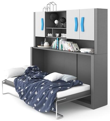 BUMERANG BR-14 sklápěcí postel