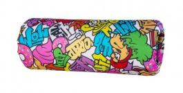 Opěrka/chránič na postel 13x36cm Komiks - mix barev