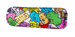 Opěrka/chránič na postel 13x50cm Komiks - mix barev