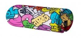 Opěrka/chránič na postel 18x50cm Komiks - mix barev