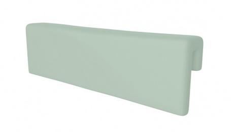 Opěrka/chránič na postel - mintová