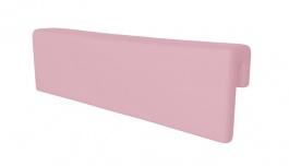 Opěrka/chránič na postel - růžová