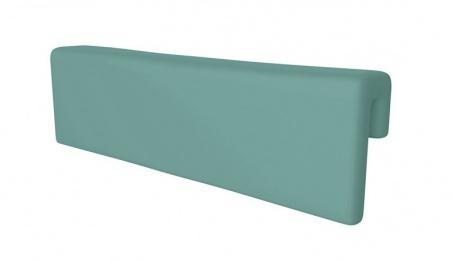 Opěrka/chránič na postel - zelená