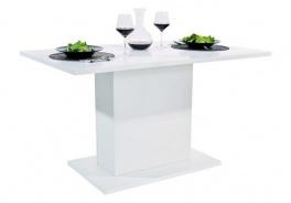 Jídelní stůl ANITA 1 - bílý lesk
