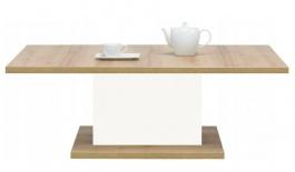 Konferenční stůl ANITA sonoma/bílá