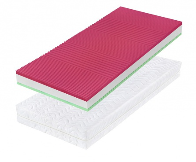 Ortopedická sendvičová matrace Colette