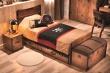 Dětská postel Jack 100x200cm se zásuvkou