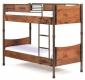 Dětská patrová postel Jack 90x200cm