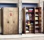 Třídveřová šatní skříň Jack