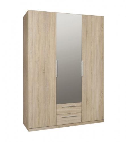 Šatní skříň Cadixo 3D2S
