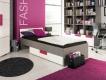 Dětská postel s úložným prostorem Lobete