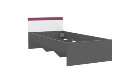 Dětská postel Lobete 90x200