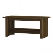 Konferenční stolek PARMY - dub sonoma čokoláda