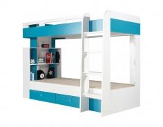 Patrová postel Moli 19 - výběr barev