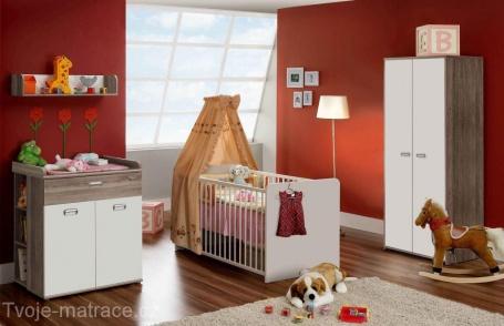 dětský pokoj pro miminka Emily