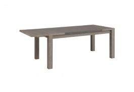 Jídelní stůl s rozkládáním Gabin - dub/šedá
