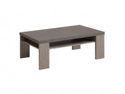 Konferenční stolek Gabin - dub/šedá