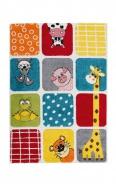 Dětský koberec Animals