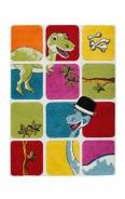 Dětský koberec Dinosaurus