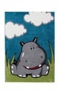 Dětský koberec Hrošík