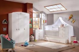 Dětský pokoj Chloe III - bílá