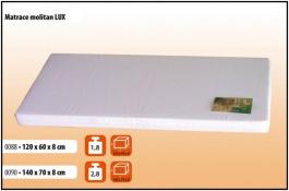 Dětská matrace do postýlky LUX (tvrdší)