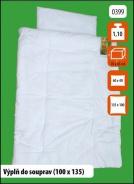 Peřinka 100x135 a polštářek 60x40