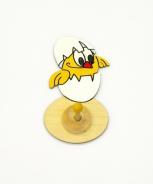 Dětský věšák kuřátko