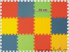 Pěnový koberec 12 maxi pevný
