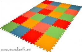 Pěnový koberec 24 maxi