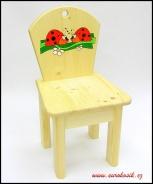 Dětská židlička Beruška