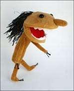 Plyšová hračka Anuška - Kuky se vrací