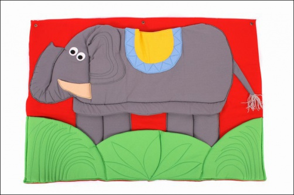 Dětský kapsář slon