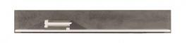 Závěsná police Scandic - bílá / beton