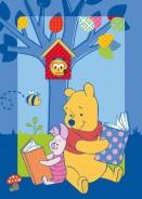 Dětský koberec medvídek Pů Story