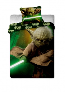 Dětské povlečení Star Wars - Yoda