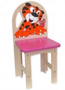Dětská židlička Tygr 30