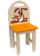 Dětská židlička Zajíc 1