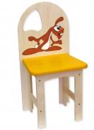 Dětská židlička Zajíc 2