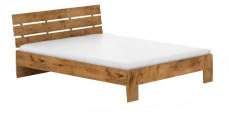 Manželská postel REA Nasťa 160x200cm - lancelot