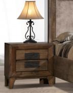 Noční stolek LUXOR - javor antický