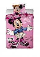 Dětské povlečení Disney - Minnie cool