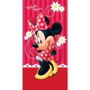 Dětská osuška Minnie pink Red 2015