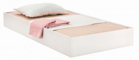 Zásuvka pod postel Betty - bílá