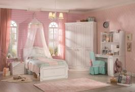 Dětský pokoj Betty - bílá