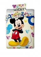 Dětské povlečení Disney Mickey Color