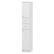 Vysoká skříňka GALENA SI 13 - bílá