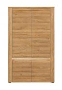 Šatní skříň Sandy - dub granson