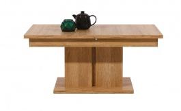 Rozkládací konferenční stůl Sandy - dub granson