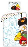 Dětské povlečení Angry Birds - Parta